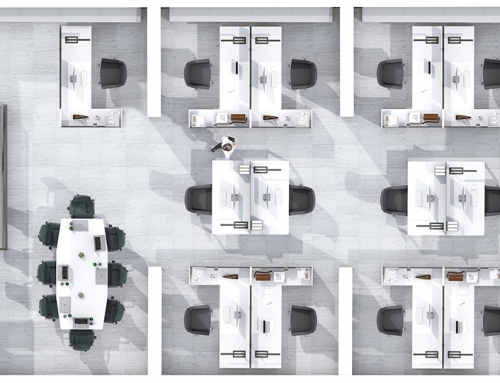 2D | 3D Grundrisse – BP-Garagen OG