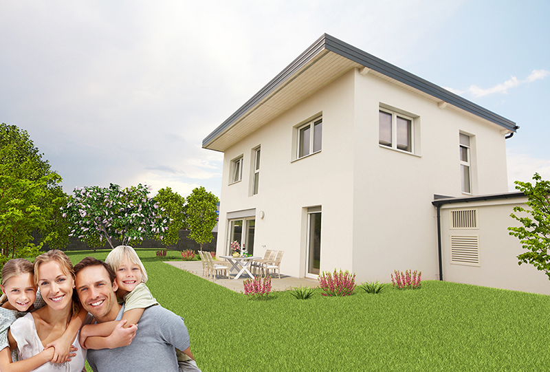 Home Staging – Haus 1 in Strassgang