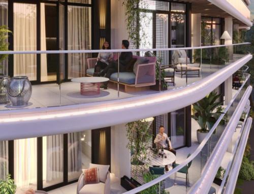 Terrassen Visualisierungen Balkone
